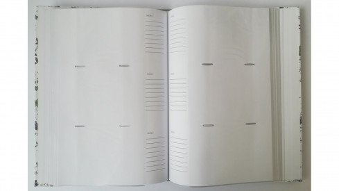 Neutrální fotoalbum 10x15/300 foto TRADITION zelené