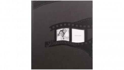 Fotoalbum 13x18/200 PICTURES černé
