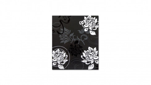 Fotoalbum 10x15/200 BLACK and WHITE černá