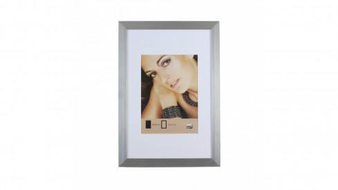 Fotorámeček 21x29,7 DIN A4 LADY STYLE stříbrný