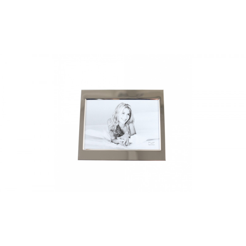 Exkluzivní stříbrný fotorámeček na foto 18x13