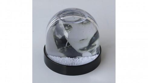 Sněžítko MEDIUM 7x6,5cm černé