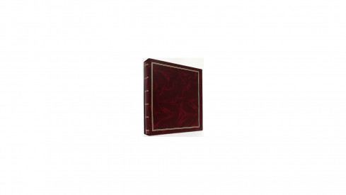 Zastrkávací fotoalbum 10x15/500 Classic vínové