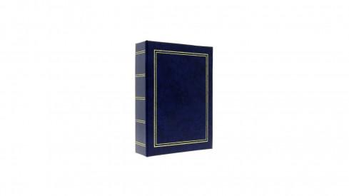 Lepené fotoalbum Classic 13x18/100 modré