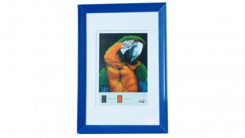 Trendy fotorámeček 30x40 FRESH STYLE modrý