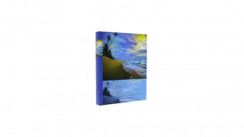 Fotoalbum 10x15/200 SINUS modré