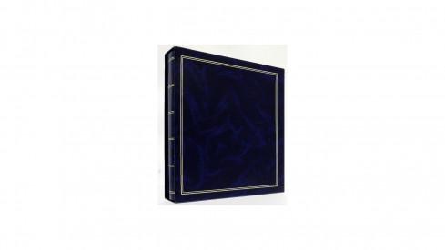 Zastrkávací fotoalbum 10x15/500 Classic modré