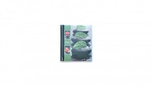Samolepící fotoalbum 23x28/40s STONE zelené