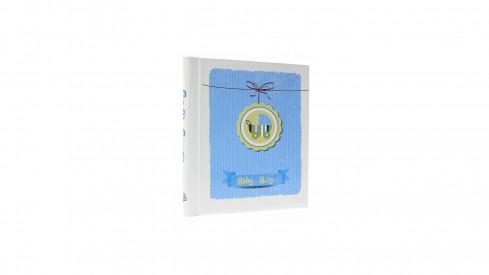 Dětské samolepící fotoalbum 23x28/40s SWEETY NEW modré