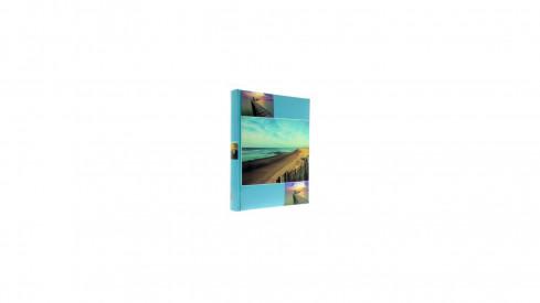 Fotoalbum 10x15/200 VISTA sv.modrý