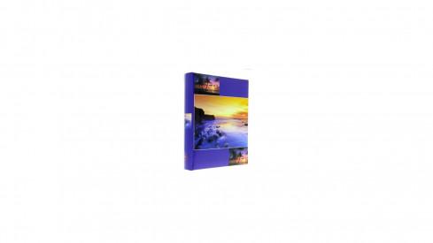 Fotoalbum 10x15/200 VISTA tm.modrý