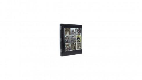 Fotoalbum 10x15/200 MODERAT šedé