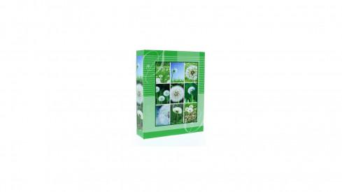 Neutrální fotoalbum 10x15/304 BLOOM zelené
