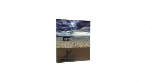 Samolepící fotoalbum 23x28/40s. SEASIDE lavička