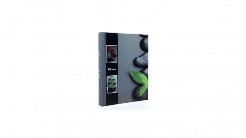 Fotoalbum 10x15/200 STONE černé
