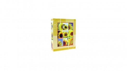 Neutrální fotoalbum 10x15/304 BLOOM žluté