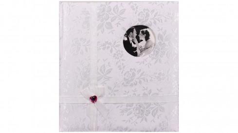 Svatební fotoalbum na růžky...