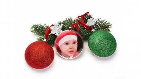 Vánoční ozdoba ve tvaru...