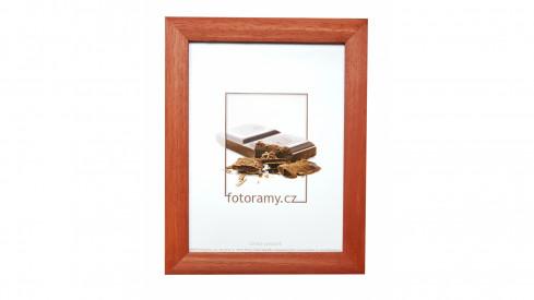 Dřevěný fotorámeček DR009K...
