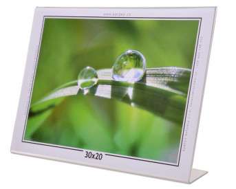 Akrylový fotorámeček 30x20cm