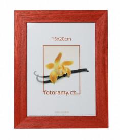 Dřevěný fotorámeček DR011K 13x18 03