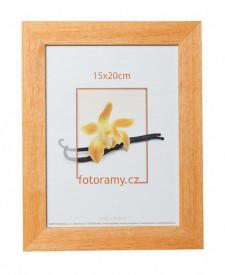 Dřevěný fotorámeček DR011K 15x20 05