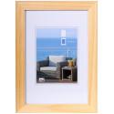 Dřevěný fotorámeček 30x40 HR-23
