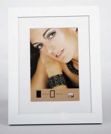 Fotorámeček 21x29,7 DIN A4 LADY STYLE bílý
