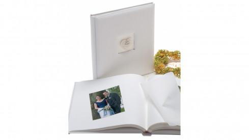 Svatební fotoalbum na růžky FLIRT