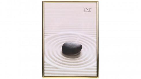 Zlatý fotorámeček HAMBURK 13x18cm
