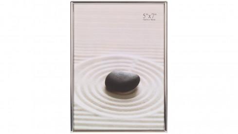 Stříbrný fotorámeček HAMBURK 13x18