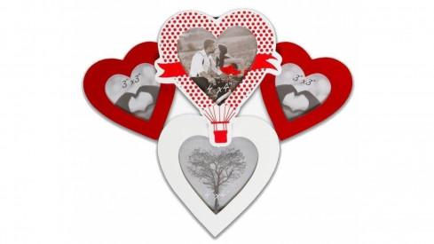 Svatební fotorámeček LOVE AFFAIR 31x26/4 foto