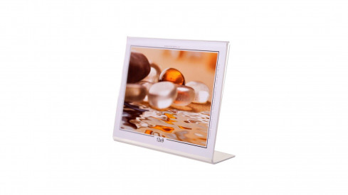 Akrylový fotorámeček KARPEX 13x9cm šířka