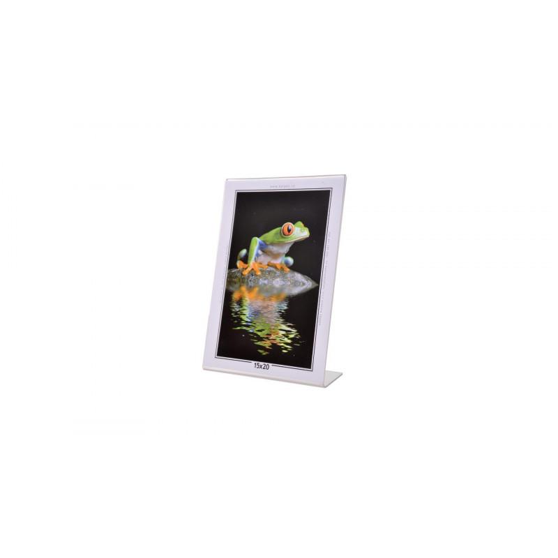 Akrylový fotorámeček KARPEX 15x20cm výška