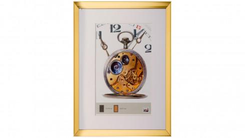 Fotorámeček TIMELESS 10x15 zlatý