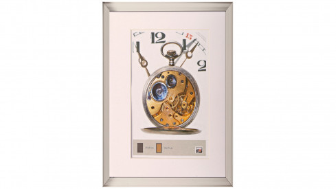 Fotorámeček TIMELESS 20x30 stříbrný
