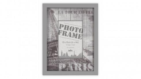 Dřevěný fotorámeček 10x15 Cosmopolitan Paris