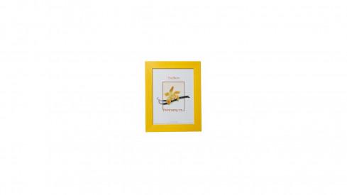 Dřevěný fotorámeček DRC11K 09x13 C12 žlutý