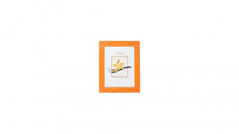 Dřevěný fotorámeček DRC11K 09x13 C6 oranžový