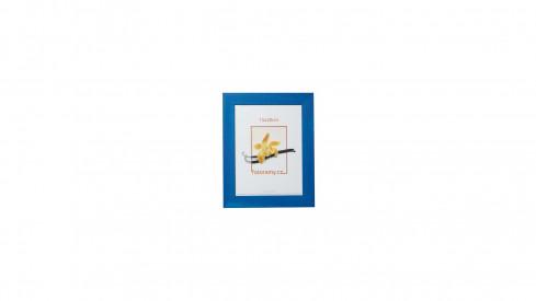 Dřevěný fotorámeček DRC11K 21x30 A4 C2 tmavě modrý