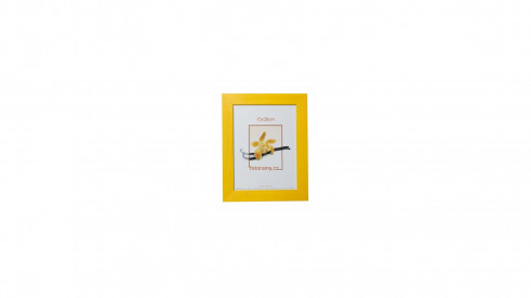 Dřevěný fotorámeček DRC11K 30x40 C12 žlutý