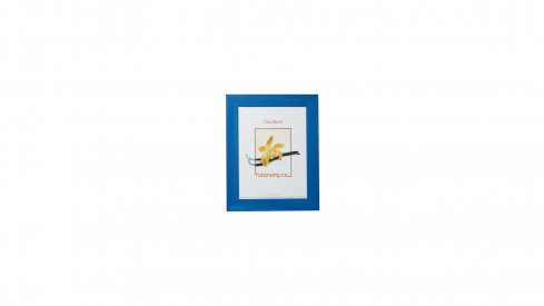 Dřevěný fotorámeček DRC11K 30x45 C2 tmavě modrý