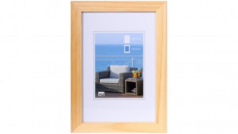 Dřevěný fotorámeček HR-23 30x40 natur