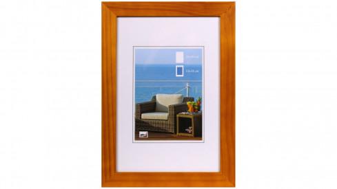 Dřevěný fotorámeček HR-23 15x20 dub