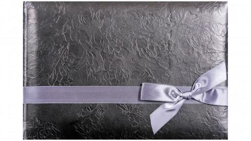 Fotoalbum na růžky 24x16cm/60s. černé