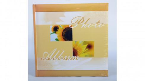 Fotoalbum na růžky SUMMER BREEZE 30x30/100 žluté