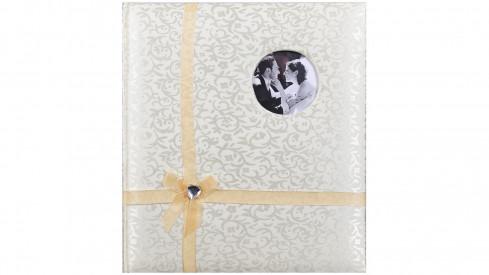 Svatební fotoalbum na růžky TWINKLE LOVE zlaté