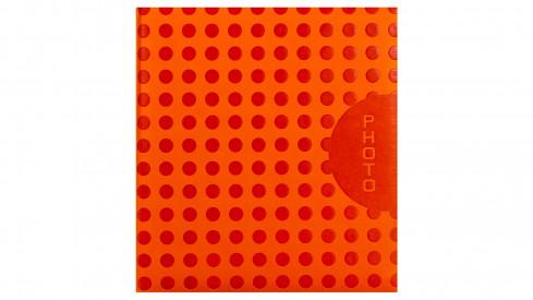 Fotoalbum na růžky LTD.EDITION 29x32/60s. oranžové
