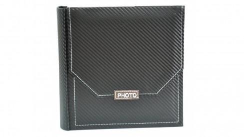 Fotoalbum 10x15/200 foto Photobag černé