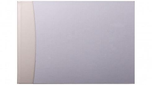 Fotoalbum na růžky 34x24/40 stran NEW VARIETÉ bílé